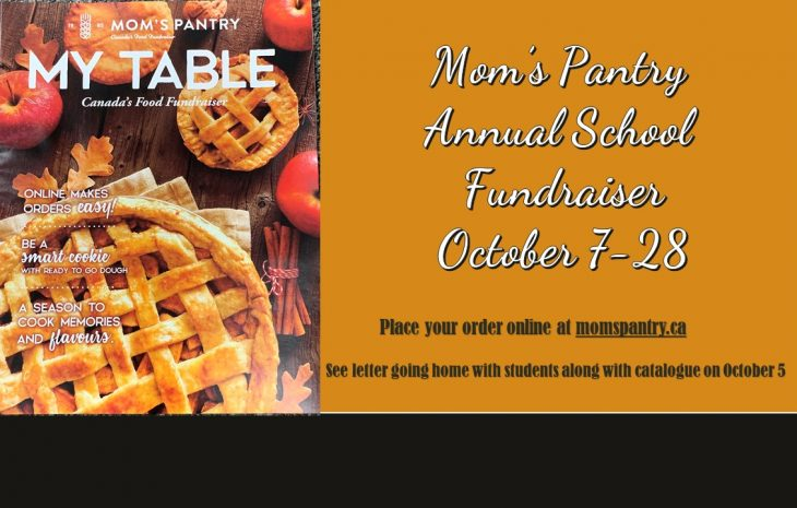 Mom's Pantry Annual Fundraiser